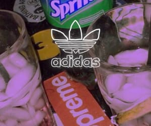 adidas and supreme image