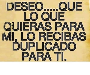 deseo, frases, and quotes image