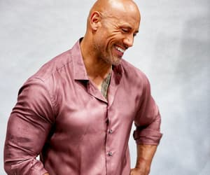 Dwayne Johnson and the rock image