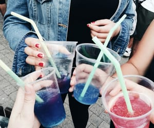 drink, festival, and goals image
