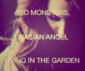 lana del rey, quotes, and angel image