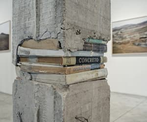 aesthetic, Arquitecture, and books image