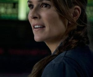 the 100, paige turco, and abby griffin image