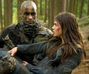 lincoln, the 100, and octavia image