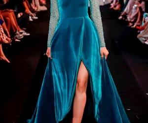 fashion, Georges Hobeika, and haute couture image