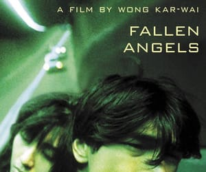 FALLEN ANGELS, green, and love image