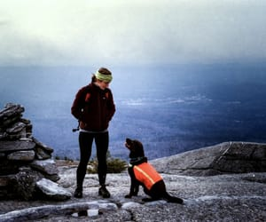 beautiful, Film Photography, and hiking image