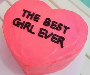 cake, ever, and girl image