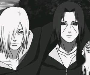 itachi, naruto, and nagato image