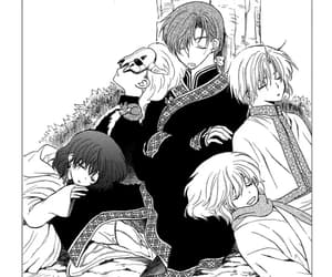 manga, yona, and akatsuki no yona image
