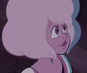 pink diamond and steven universe image