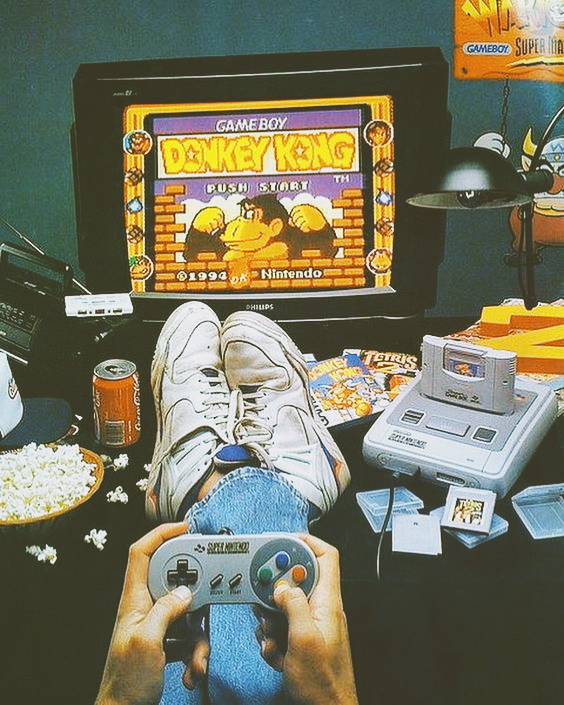 article, oasis, and videogames image