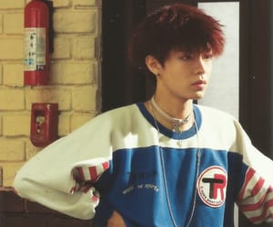 firetruck, kpop, and yuta image
