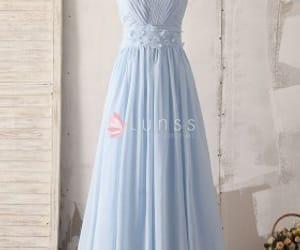 chiffon, light blue, and wholesale image