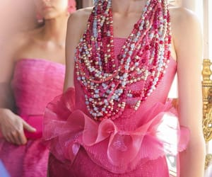 fashion, fashion week, and gowns image
