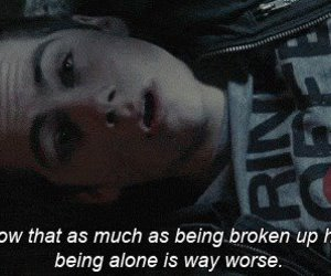 teen wolf, quote, and alone image