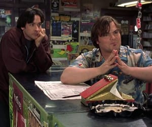 jack black, high fidelity, and john cusack image