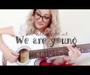 acoustic, fun, and Lyrics image