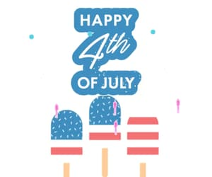 4th of july, fourth of july, and freedom image