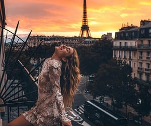 girl, goals, and paris image