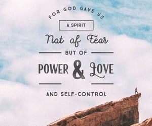 bible, power, and timothy image