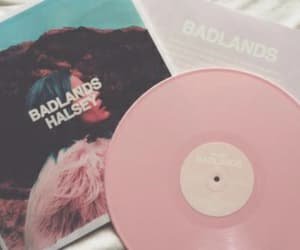 pink, halsey, and aesthetic image