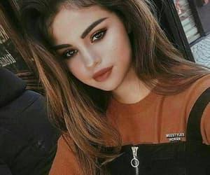 makeup, selena gomez, and beauty image