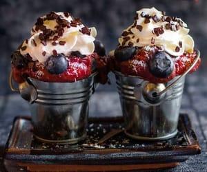 comida, dulce, and delicioso image