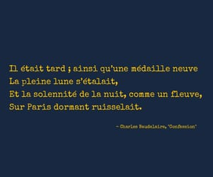Charles Baudelaire, french, and poetry image