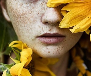 freckles, beauty, and photography image