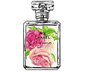chanel, green, and pink image