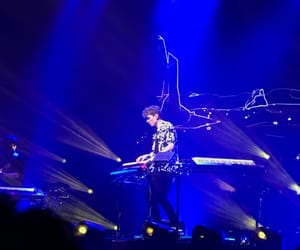 dj, lost frequencies, and concert image