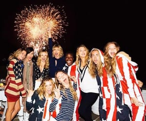 Taylor Swift, gigi hadid, and ruby rose image