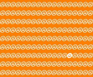 aesthetic, grunge, and orange image