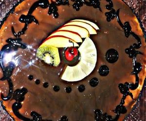 cake, girls, and anniversaire image