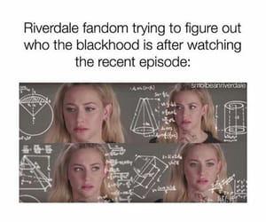 memes, riverdale, and black hood image