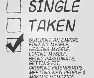 single, goals, and taken image