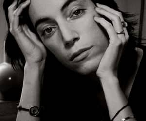 70s, black and white, and Patti Smith image