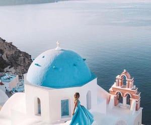 Blanc, voyage, and Bleu image