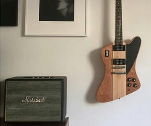 gift, guitar, and marshall image
