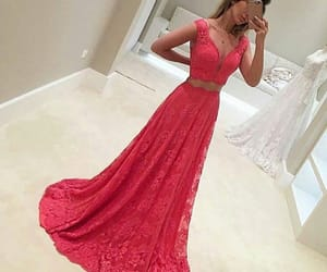 court, long, and dress image