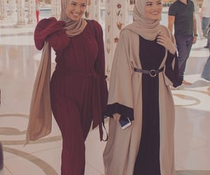 fashion, hijab, and modesty image