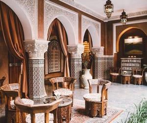 travel, fashion, and morocco image