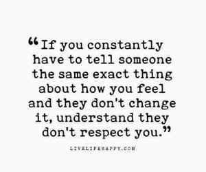 respect, someone, and love image