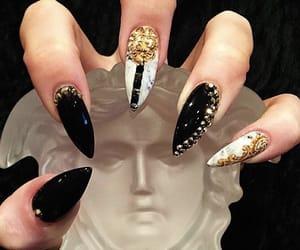amazing, make up, and nails image