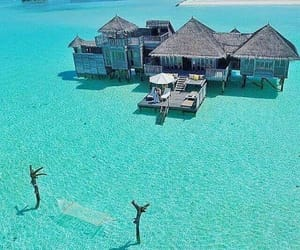 summer, beach, and Dream image