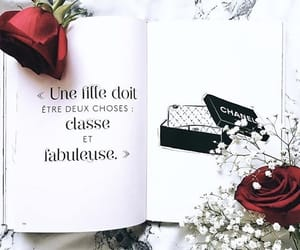 amour, belle, and chanel image