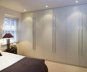 fitted bedroom furniture image