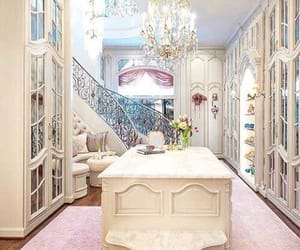 home, luxury, and closet image