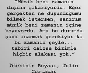 julio cortazar, siir, and alıntı image